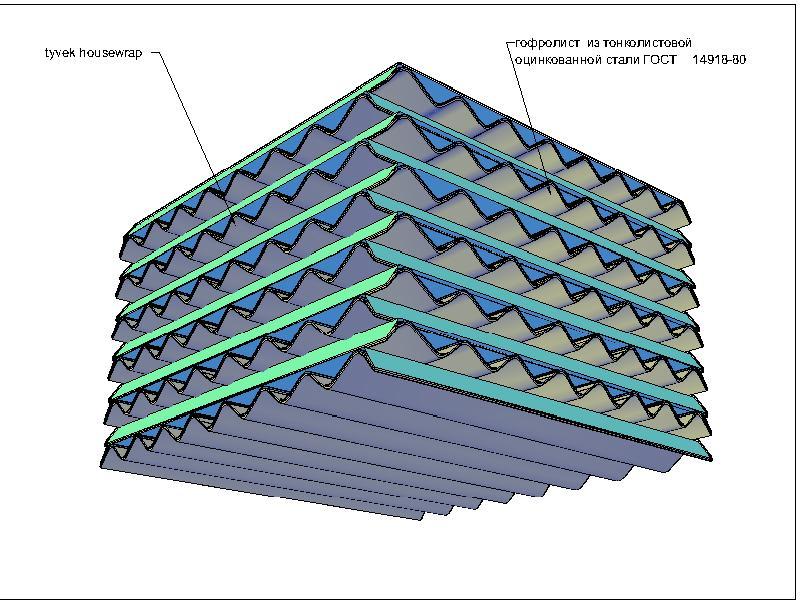 Расчет авиационного воздухо-воздушного теплообменника пластинчатый теплообменник по госту чертеж